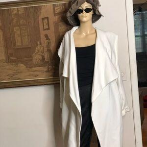 H&M white jacket